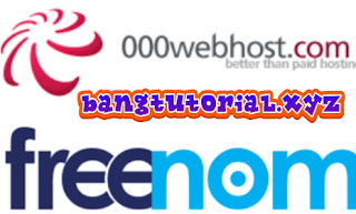 Cara Menghubungkan 000webhost Dengan Domain Gratis Freenom