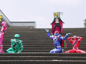 Mashin Sentai Kiramager Episode 23