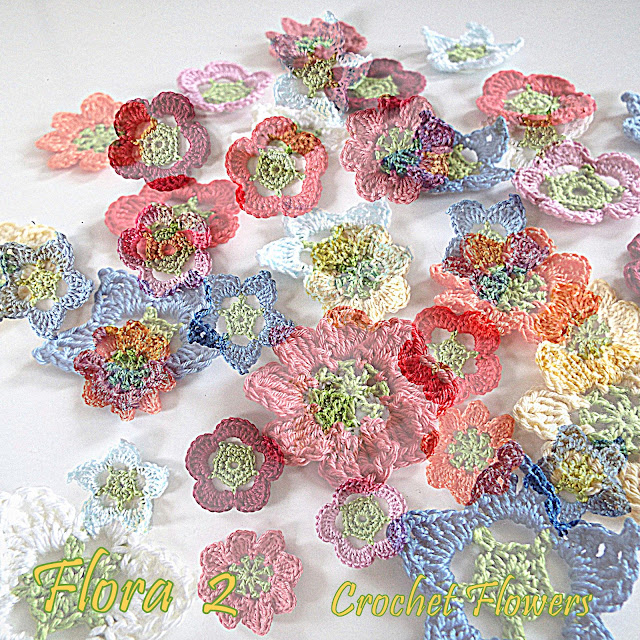 crochet patterns, how to crochet, flowers, flora, motifs, home decore,