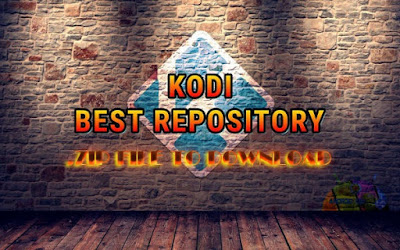 best kodi repositories zip file to download