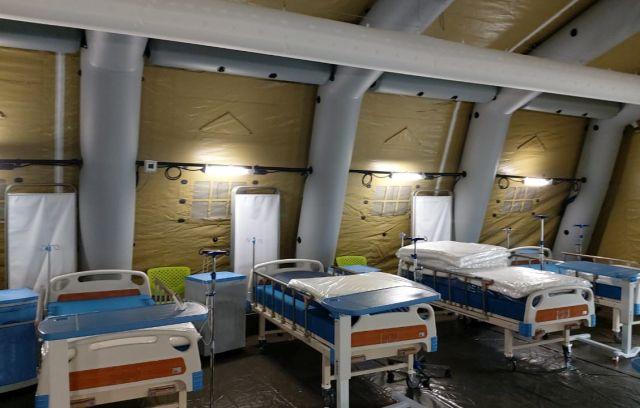 Hospital de Campaña Osorno