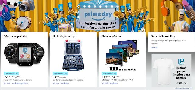 Prime DAY na Amazon