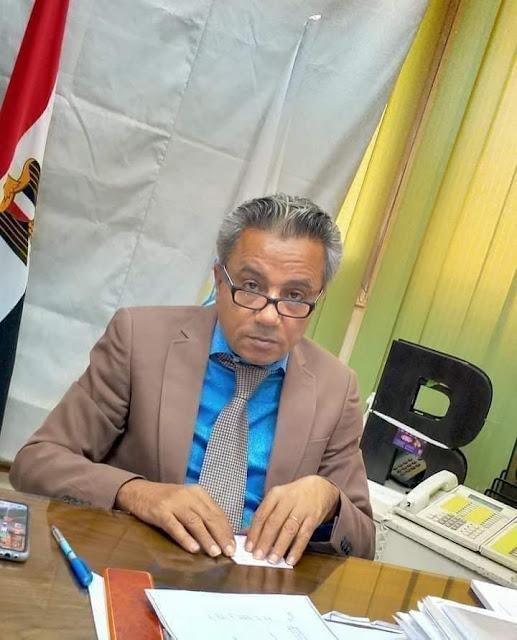 وكيل وزارة الصحة يهنئ الإخوة الاقباط بمناسبة أعياد الميلاد المجيد