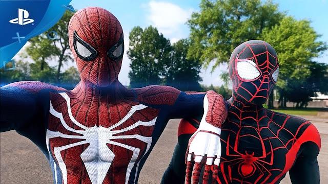 الكشف عن جميع مواصفات تشغيل لعبة Spider-Man على جهاز PS4 العادي ، من هنا …