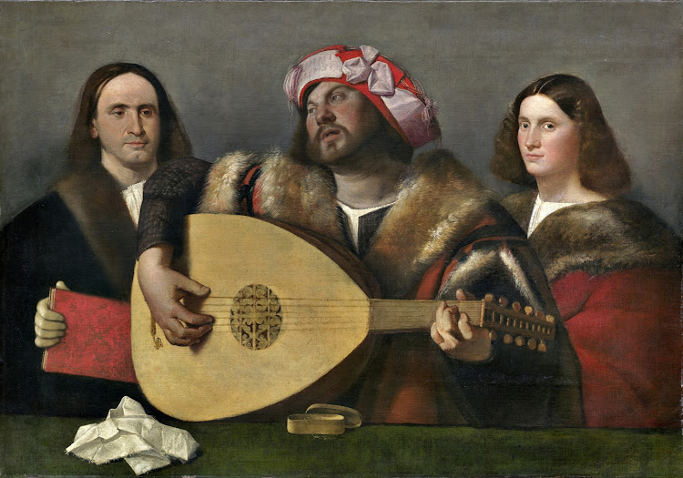 Cariani - A Concert (1518-20)