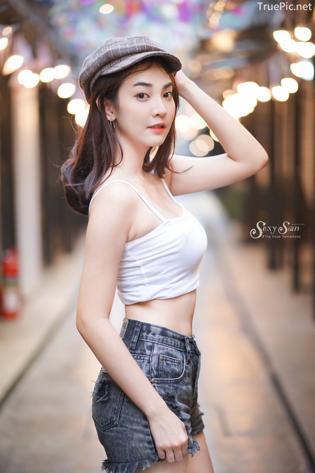 Thailand beautifil girl - Wannapon Thongkayai - The Angel on the City Street - TruePic.net - Picture 7