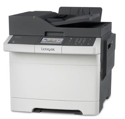Lexmark CX410DE Treiber