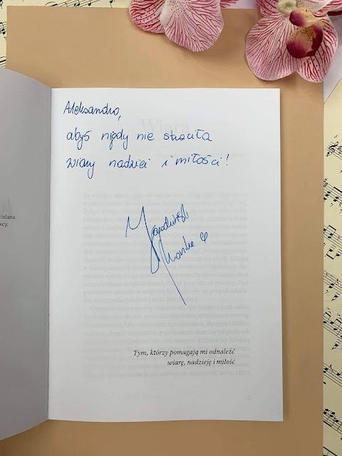 """""""Wiara, Nadzieja, Miłość"""" Monika Jagodzińska"""