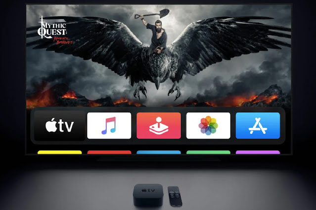 Android TV Devices Now Support Apple TV App