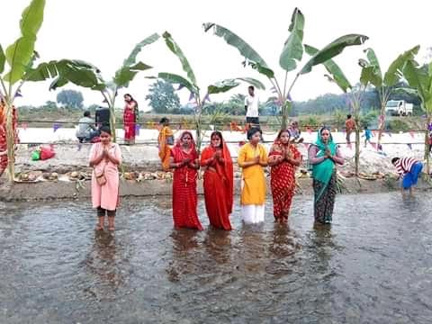 Eassy On Chhath puja  महापर्व पर निबंध