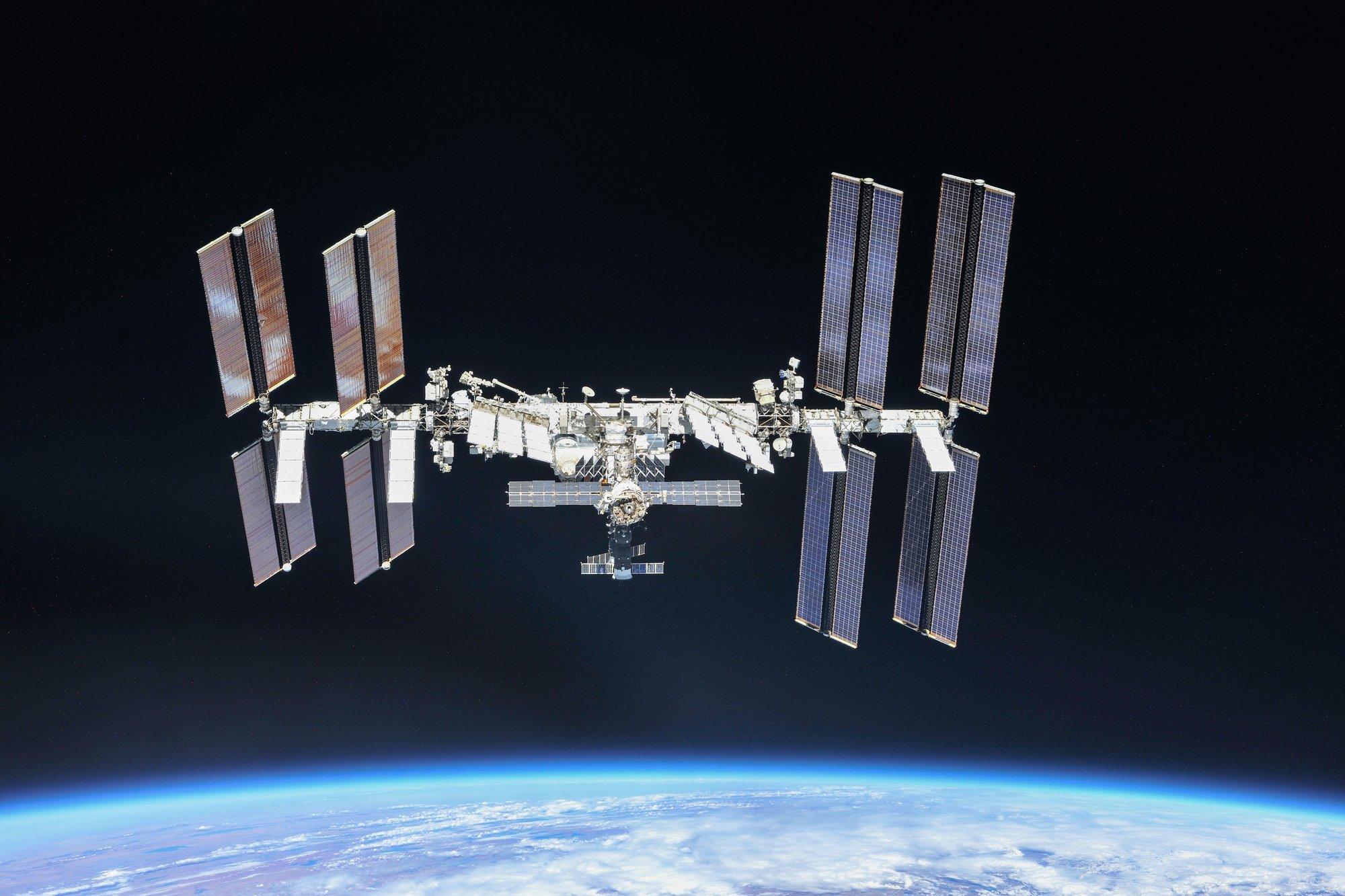 Google e NASA celebrano i 20 anni della Stazione Spaziale Internazionale