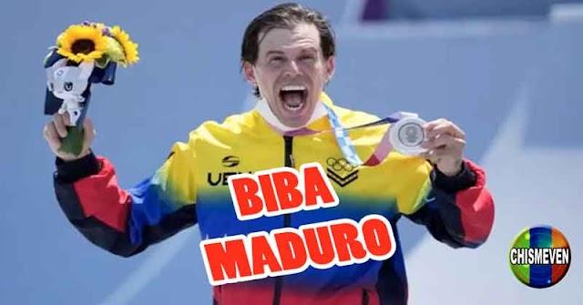 Daniel Dhers no quiere que lo critiquen por llamar a Maduro y no a Guaidó