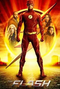 The Flash 7ª Temporada Torrent - WEB-DL 720p/1080p Dual Áudio