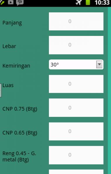 menghitung kebutuhan baja ringan untuk atap infomedia digital cara mudah