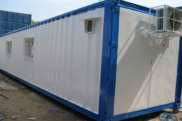 Kích thước container 40hc