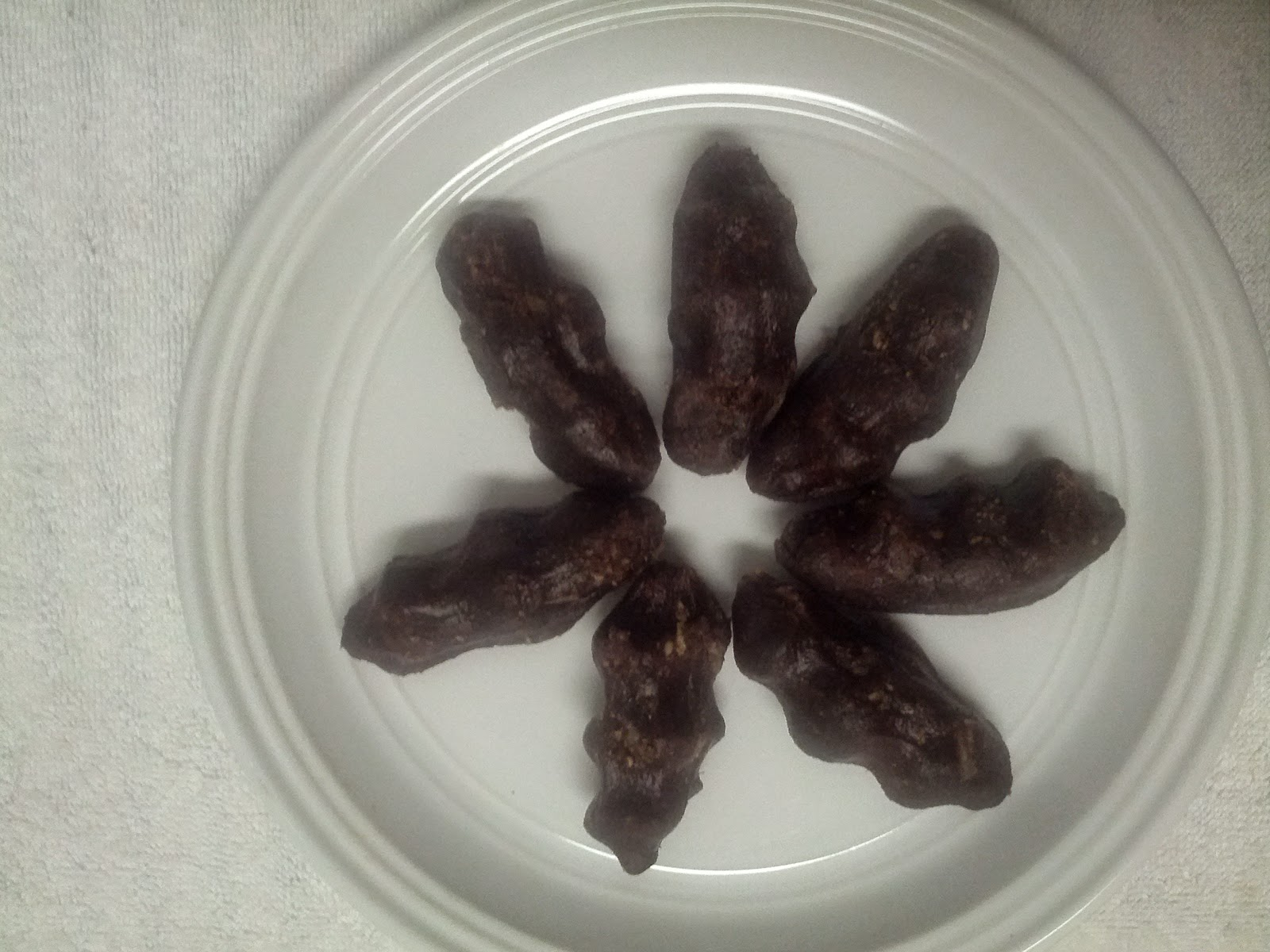 Finger Millet Sweet Dumpling