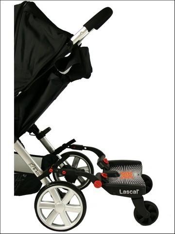 Skateboard Attachment For Britax Stroller