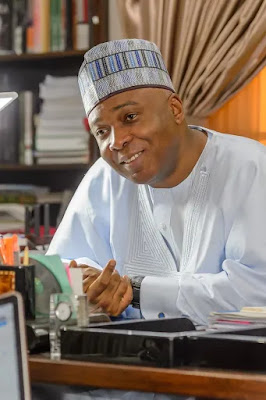 Saraki wins as Supreme Court declared judgement...