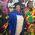 Late Mr. Francis Owusu Of VIP 'Jeon' Transport Wife Receives Honorary  Doctrate Degree.
