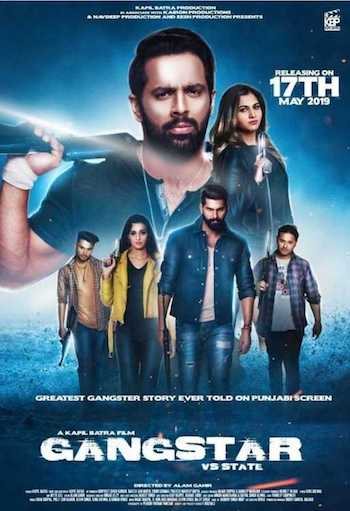 Gangster Vs State 2019 Punjabi 300MB 480p WEB-DL