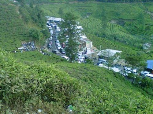 Kanalisasi jalur Puncak Bogor