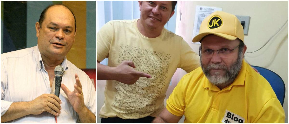 Ex-prefeito e blogueiro serão puxadores de votos do PSDB para Câmara de Santarém