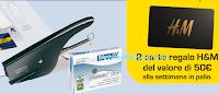 Logo ''La cucitrice che ti veste'': vinci 52 Card H&M da 50€