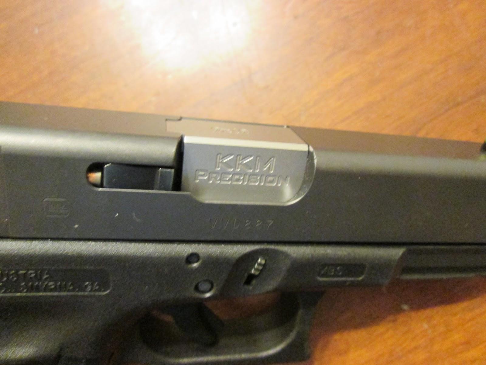 Boy From The Mountain: KKM Precision Barrel Glock 19