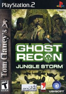 Tom Clancys Ghost Recon Jungle Storm PS2 ISO