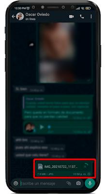 como mandar un video por WhatsApp sin perder calidad