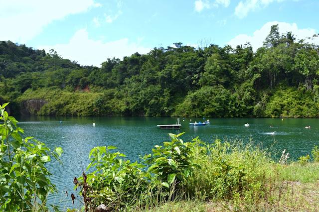 Guyane, club de plongée sous marine, crique crabe