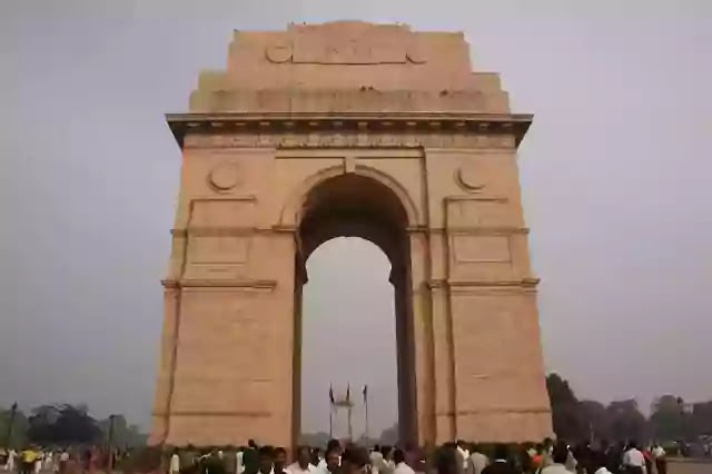 delhi india gate Best Places in India to Visit