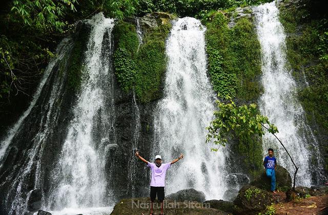 Air Terjun Sumenep Batelait Jepara, Ini curug yang paling bawah (pertama)