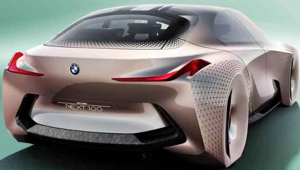 Bmw Vision Next 100 Price Auto Bmw Review