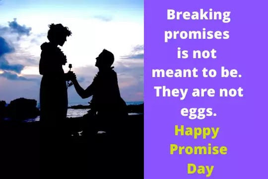 Promise me you'll always remember you're braver than you believe, you are stronger than you seem, and smarter than you think.Happy Promise Day