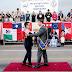 """México y EE. UU. efectúan la """"Ceremonia del Abrazo"""""""
