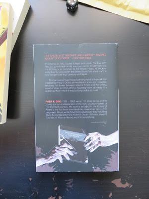 Das Orakel vom Berge, Rückseite einer englischen Ausgabe von 2015