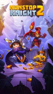 Free Download Nonstop Knight 2 MOD APK 1.3.1