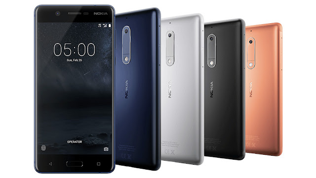 Nokia 5: Release, Price, Specs - all info about the beginner's mobile phone!