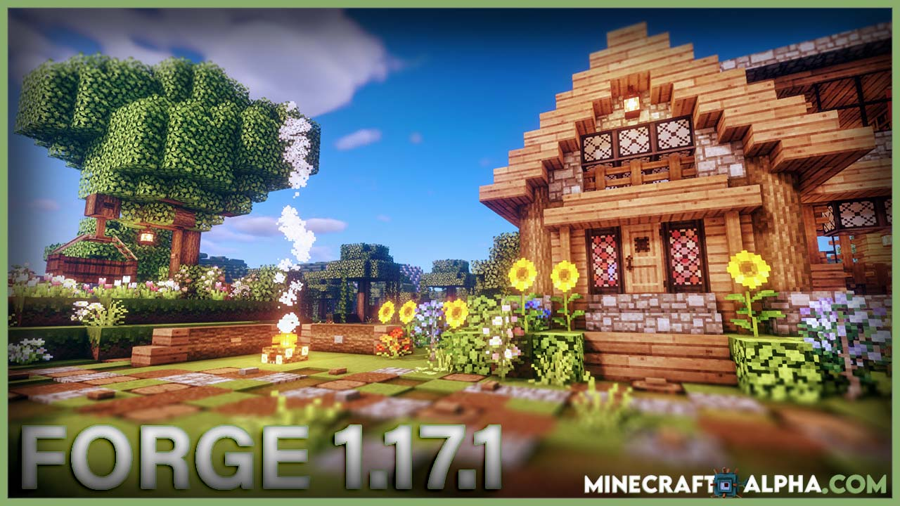 Minecraft New Forge 1.17.1 – How To Download And Install