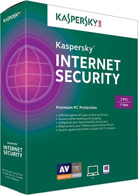 DOWNLOAD KASPERSKY INTERNET SECURITY 2018 CRACK + UNLIMITED LICENSE