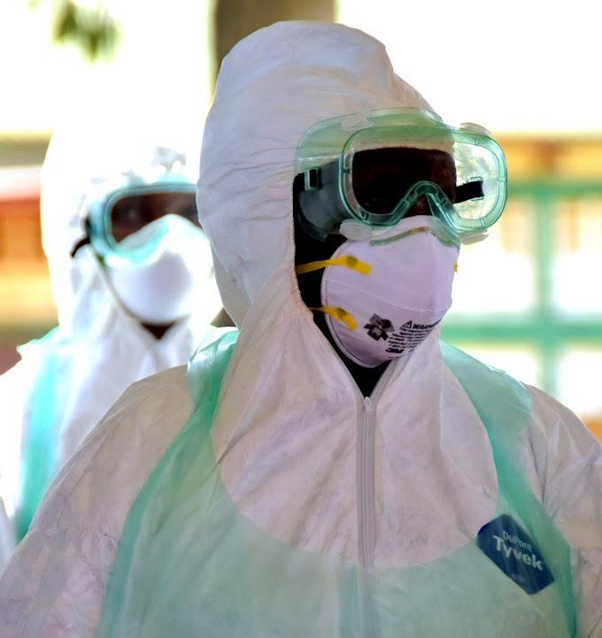 5-year-old dies in Uganda as Ebola virus oubreak crosses Congo border