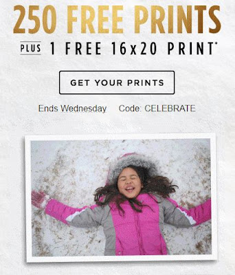 Confessions Of A Frugal Mind Shutterfly 250 Free Prints And Free