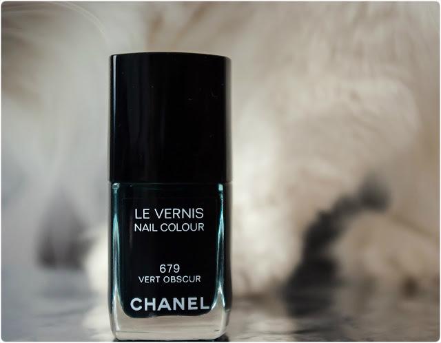 Chanel Vert Obscur