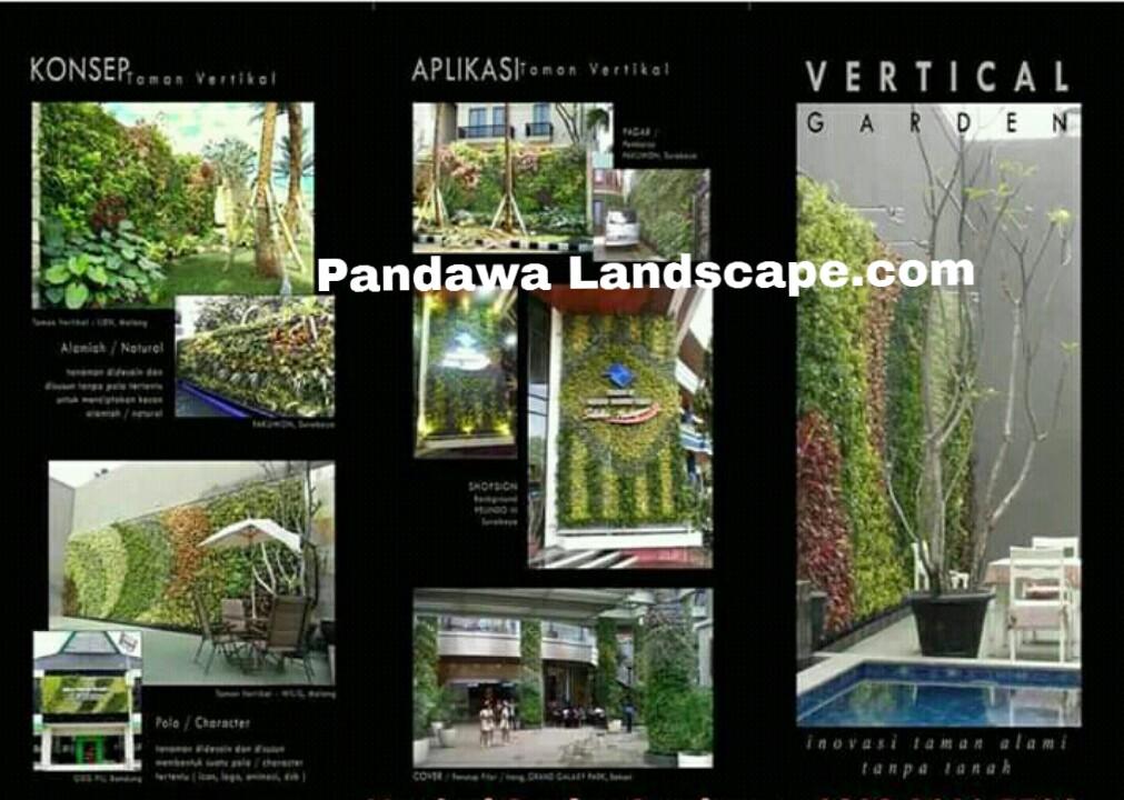 Jasa Vertical Garden Bekasi - Jasa Pembuatan Taman ...