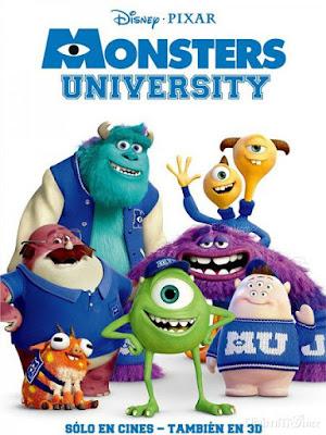 Lò Đào Tạo Quái Vật - Monsters University (2013)