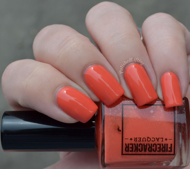 Firecracker Lacquer Pumpking All the Things