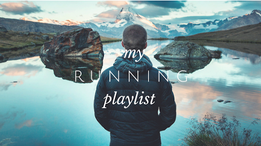 BOPAndOthers: MY RUNNING PLAYLIST!