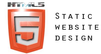 Static HTML Templates