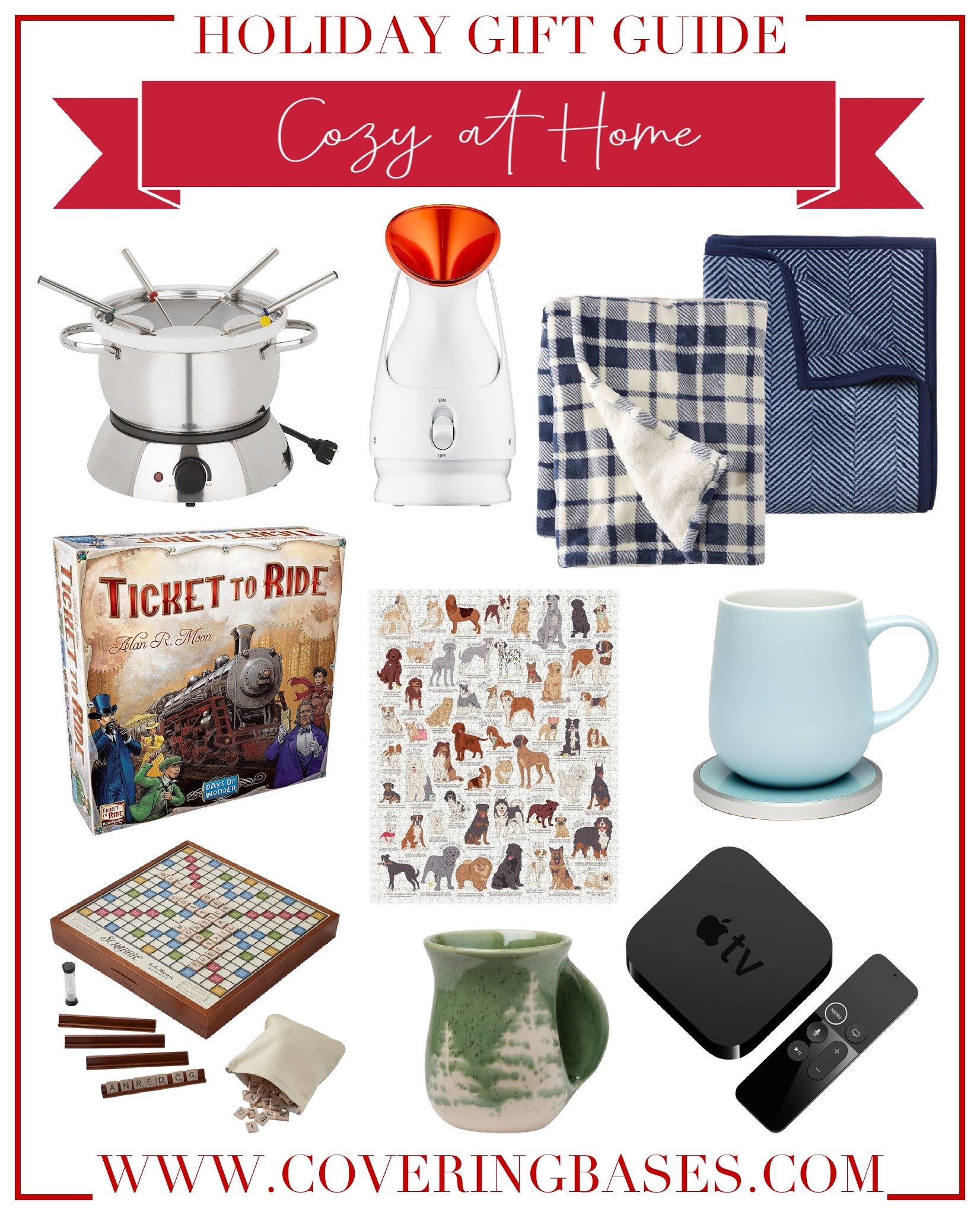 Cozy at Home Gift Guide Pt 1